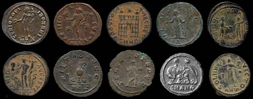 wat is de waarde van oude munten